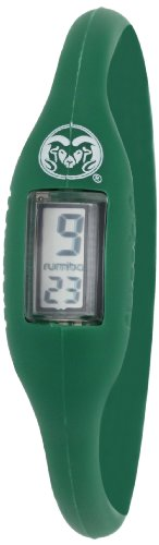 (RumbaTime Men's Colorado State University Medium Watch)