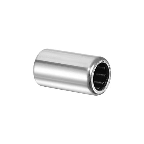 - uxcell HFL0822 Needle Roller Bearings, One Way Bearing, 8mm Bore 12mm OD 22mm Width