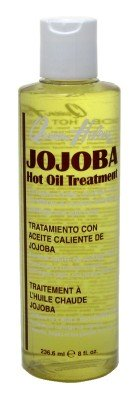 Queen Helene Jojoba Hot Oil Treatment 8 fl oz (Best Hot Oil Treatment For Dry Scalp)