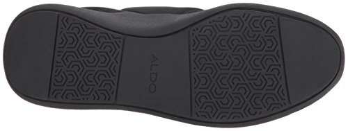 Aldo Mens Pryven Walking Sko Svart Satin