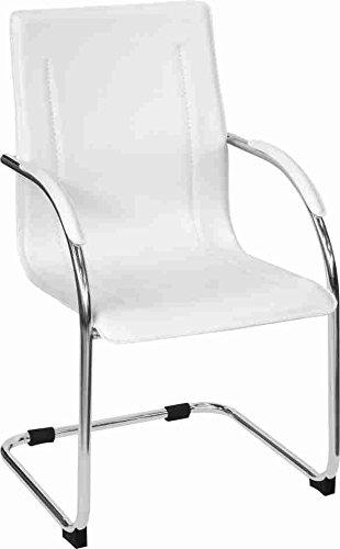 Sedie A Slitta Moderne.Stil Sedie Poltrona Sedia Ufficio Su Slitta Modello Milano Poltrone