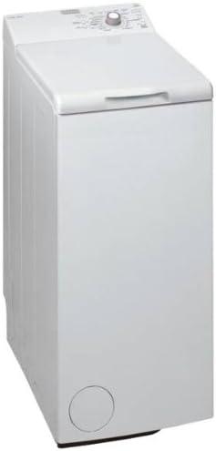 Ignis LTE 6010 Independiente Carga superior 6kg 1000RPM A+ Blanco ...