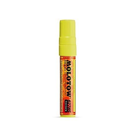 Molotow One4All 627HS Acrylic Pump Marker 15mm Zinc Yellow 006