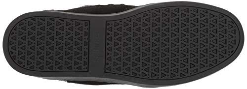 Etnies black Mid Jefferson Noir 003 black Homme Chaussures 003 Skateboard De rzrdxgw