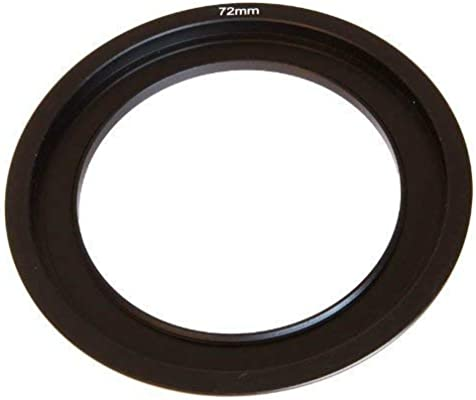 72mm Wide Angle Adapter Ring FilterDude LEE Compatible Filter Holder