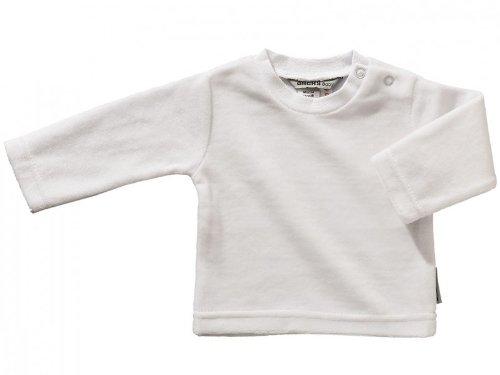 JACKY BASIC -Frühchen/Neugeborenen- Nicky-Shirt/140030/weiß, Größe:50