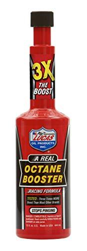 Lucas 10026 Octane Boost. 15 oz.