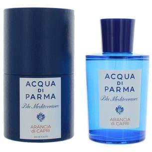Blu Mediterraneo Arancia Di Capri by Acquá Dí Parmá, 5 oz Eau De Toilette Spray Unisex ()