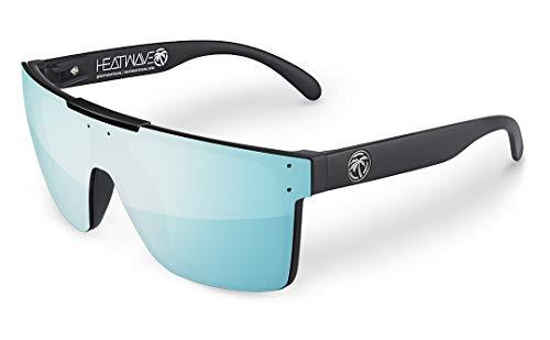Heat Wave Visual Quatro Sunglasses in Arctic Chrome