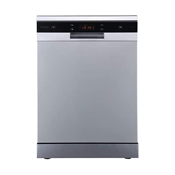 Onida 14 Place Settings Dishwasher (DW14PS,Silver)