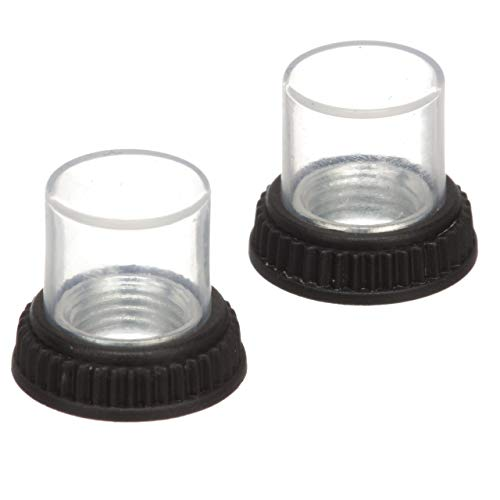 Seachoice 12371 Clear Protective Boot for Push to Reset Circuit Breakers - Pack of 2 ()