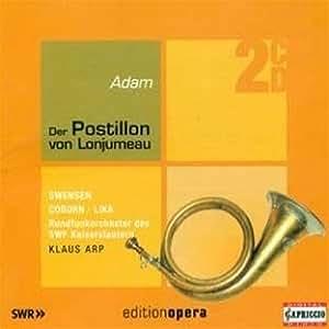 Adam: Der Postillon Von Lonj