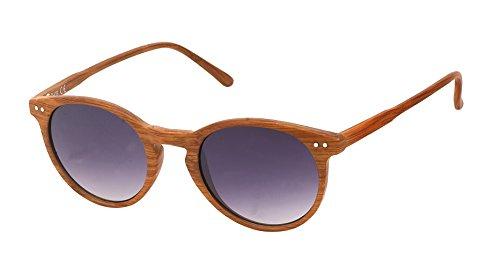 Retro alrededor la ojo sol de puente de oculares Net 400UV cerradura gafas Chic beige de Lennon Gato Vintage puntos los de John fSqnY7