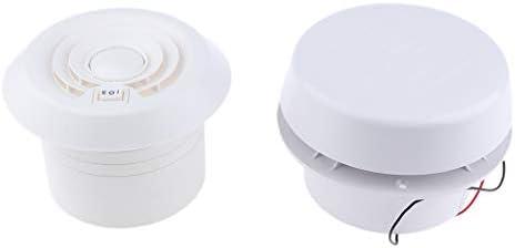 KESOTO ヨット RV 換気扇 天井排気ファン 排気ファン 天井換気排気ファン 防水