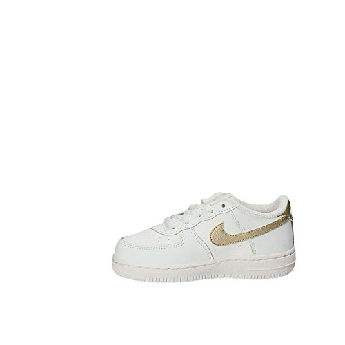 summit 127 White mtlc Pantoufles Gold Force Star B Mixte Blanc White summit Nike 1 td q0H0aF