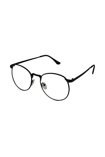Lens Clear taille In unique with Lunettes Frame de Black soleil Finecy Homme UBPaa