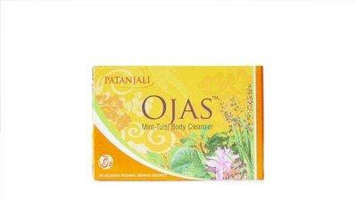 Patanjali Ojas Mint - Tulsi Body Cleanser(75 G)