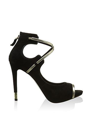 Indovina Sandals Appley Heel guess38540 nero Ref rZrFwA