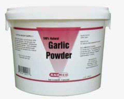 Horse Garlic Powder Supplement