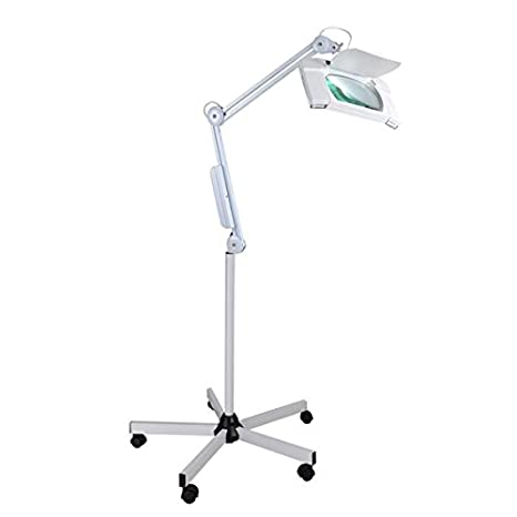 the latest 23f36 bddaa 5x Diopter Facial Magnifying Floor Lamp Magnifier - - Amazon.com
