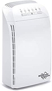 MSA3 Air Purifier for Home Large Room and Bedroom with True HEPA Filter, 100% Ozone Free Air Cleaner for Smoke