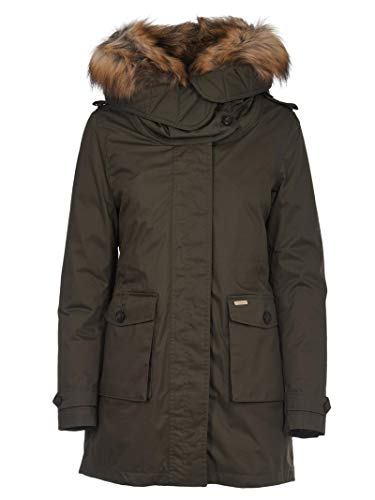 Militare W's Woolrich Verde 3 1 Eskimo in Scarlett UTwzwqf7p