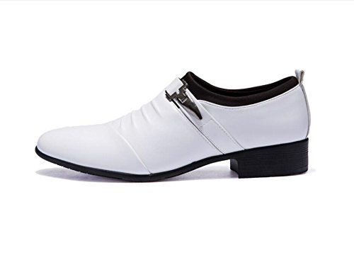 Formel Wedding en British Chaussures Conseils Homme Nouveau White Hommes Business Casual NBWE Chaussures Chaussures Cuir Printemps wa4PSWWqH