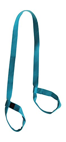 Clever Yoga Mat Strap Sling Adjustable Made With The Best, Durable Cotton - Comes With Our Special