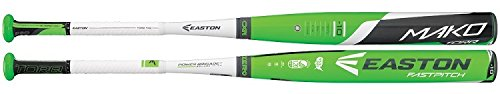 Easton MAKO TORQ CXN ZERO 10 Fastpitch Softball Bat, 33