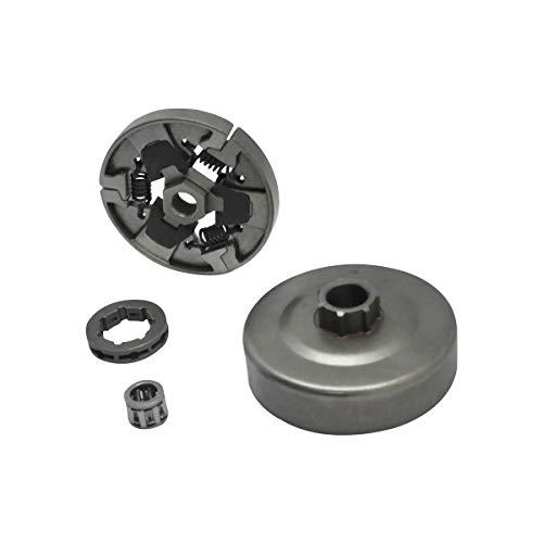 NEO-TEC Clutch Drum Rim Sprocket 3/8″ 7T Clutch Bearing fit STIHL 064 MS640 066 MS660