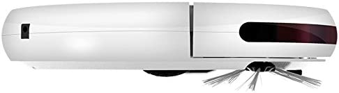 Mdsfe Aspirateur à Balayage Automatique Balai à Franges Aspirateur Rechargeable Robot Accueil - Or Rose, A1, UE