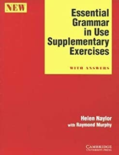 Essential Grammar in Use with Answers: A Self-Study Reference and ...