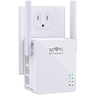 Ahutoru Wi Fi Extender Access Repeater