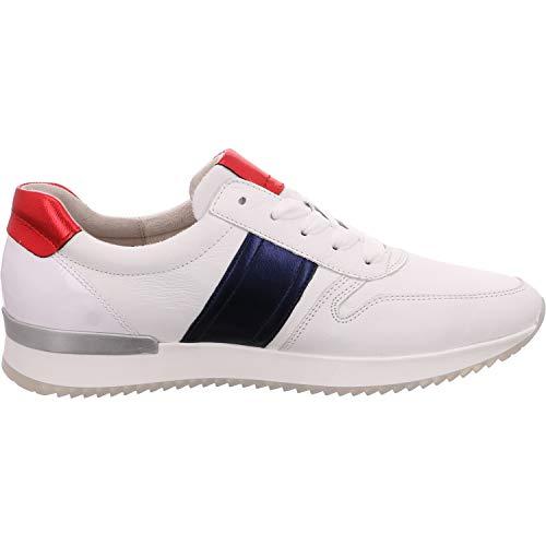 Weiss scarpa sneaker Professionale 24 Stringata rosso Gabor scarpa basse 421 Donna night casual vwAOBqUF