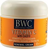BEAUTY WITHOUT CRUELTY – Organic Renewal Cream w/Vitamin C 2 OZ Review