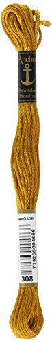 Anchor Six Strand Embroidery Floss 8.75 Yards-Topaz Mediu...