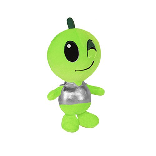 ToySource Comet The Space Alien Plush Collectible Toy, 8.5