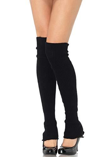Leg Avenue Womens Ribbed Knit Leg