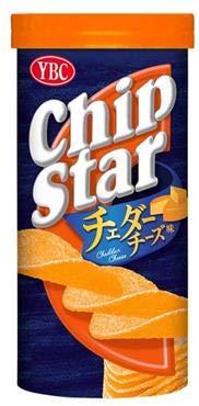 ヤマザキ チップスターSチェダーチーズ味X8個