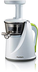 Hurom HU-100 Masticating Slow Juicer, Not a huge upgrade