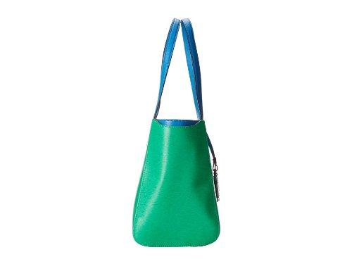 Ralph Lauren Davenport Shopper-Peppermint/French Blue by Lauren by Ralph Lauren (Image #2)