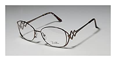 Emilio Pucci 2108r Womens/Ladies Designer Full-rim Eyeglasses/Glasses