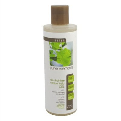 Pure Elements Alcohol-Free Medium Hold Gel