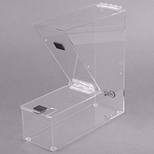 TableTop King Stackable Candy/Topping Dispenser with Notch - 11