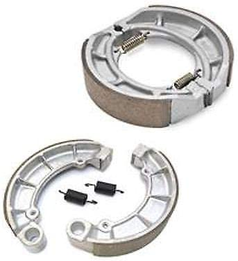 BossBearing Rear Brake Shoe BikeMaster for Yamaha XT225 2000 2001 2002 2003 2004 2005 2006 2007