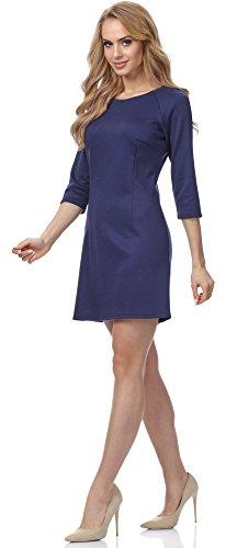 Merry Style Vestido para mujer MSSE0013 Navyazul