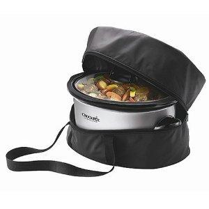 Crock-Pot SCBAG Travel Bag for 7-Quart Slow Cookers, Black