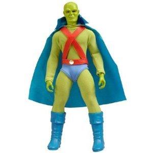 Retro-Action DC Super Heroes Martian Manhunter Collector Figure - Series 4 (Retro Action Figures)