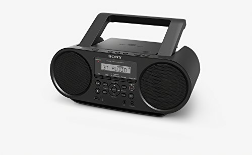 Sony ZSRS60BT CD Boombox with Bl...