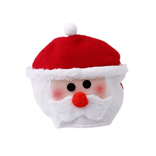Beyblade Burst Toy - Santa Claus Hat Christmas Oldman Snowman Deer Hats Sets Party Year Decoration Cospaly Xmas Gifts - Lingerie Asian Dice Theme Baby Books Kids Supplies Infant Packet Gift -